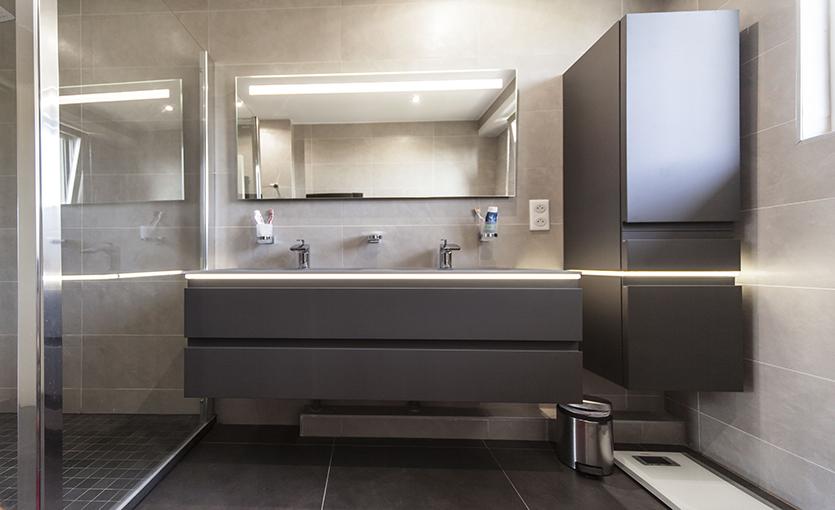 renovation salle de bain moderne