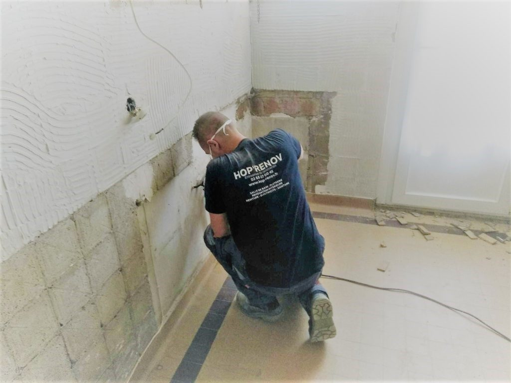 sous-traitant renovation d'interieur